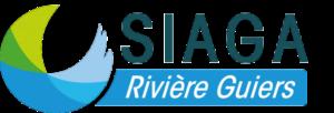 Logo SIAGA - Assainissement, rivière guiers